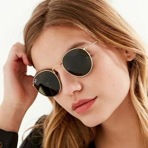 RAYBAN ROUND CLASSIC G15 LENS 100% AUTHENTIC!!!